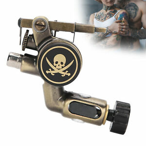 Rotary Tattoo Machine Shader Gun Liner Pen Grip Needle RCA Cord Motor Kit