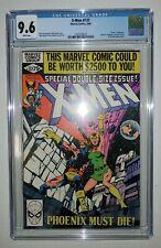 Uncanny X-Men #137 - CGC 9.6 White Pages - Death of Phoenix