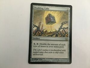 Magic the Gathering Single Card: Doubling Cube - Fifth Dawn