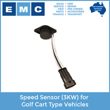 Speed Sensor (3KW) for Golf Cart Type Vehicles