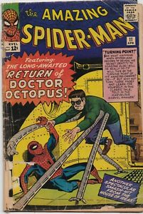 The Amazing Spider-Man #11  1.5