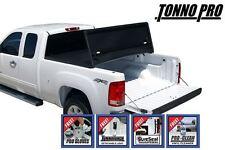 TonnoPro Tri-Fold Tonneau Cover 02-17 Dodge Ram 1500 6.4' Standard Short Bed