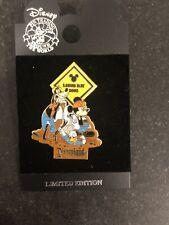 Pin 41146 DLR- Labor Day 2005- Mickey, Donald, & Goofy