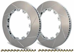 GiroDisc REAR 2pc Rotor Rings for McLaren 570S 650S