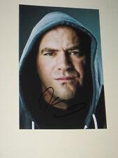 UFC Owner DANA WHITE Signed 4x6 Photo AUTOGRAPH 1B