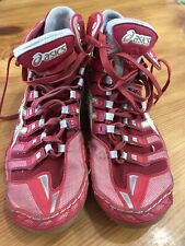 Asics Omniflex Pursuits Wrestling Shoes Size 9