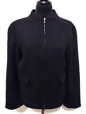 CALVIN KLEIN Giubbotto Giacca Donna Lana Woman Wool Jacket Sz.S - 42