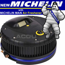 2018 Michelin 12259 12v Car Bike Tyre Air Compressor Inflator With Digital Gauge