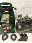 McElroy Model PitBull 14 Pipe Fusion Machine Set with 4' Inserts