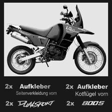 Motorrad Aufkleber passend für Suzuki DR800