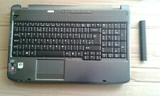 acer aspire 5535-ms224 palmrest touchpad keyboard and base etc