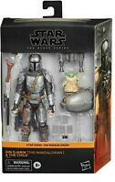 Star Wars Black Series THE MANDALORIAN Din Djarin and The Child TARGET Exclusive