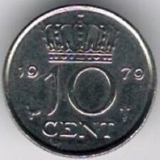 Netherlands : 10 Cent 1979