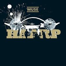 """MUSE """"HAARP LIVE FROM WEMBLEY"""" CD + DVD"""