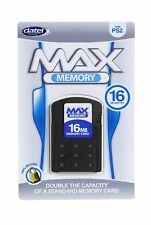 Memory Card PS2 16 MB Datel nueva en su Blister