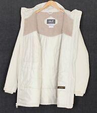 JACK WOLFSKIN STORMLOCK ACTIVE Hooded Padded Coat Jacket Women Size XL UK 18/20