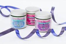 RAW PASSION Multi-Pack OFFER! 3 X 60ml MOISTURISING Skin Food 100% Organic Vegan