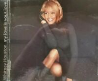Whitney Houston-My Love Is Your Love CD.1998 Arista 07822190372.