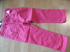 CLOSED tolle 3/4 Chinopants KIDS NELLI pink Gr. 140  NEU 516