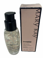 MARY KAY TIMEWISE NIGHT SOLUTION FULL SIZE ANTI-AGING SERUM REPAIR DISCONTINUED