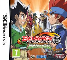 Nintendo DS Region Beyblade metal Masters Nightmare Rex