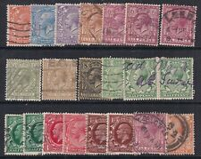 Great Britain^sc# 167/195 used collection Geo V $60.30@;lar2023gb333