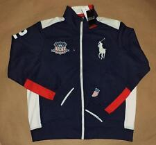 NWT Polo Ralph Lauren Polo Sport UNITED STATES Track Jacket XL $185