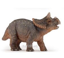 Papo 55036 Young Triceratops Prehistoric Dinosaur Model Toy - NIP