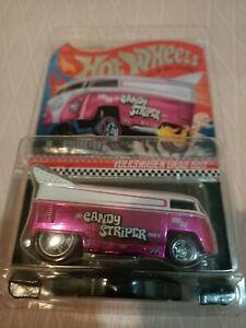 Hot Wheels Redline Club Candy Striper Volkswagen Drag Bus RLC  see description