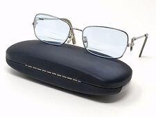 Fendi Eyeglass Frames F682R 028 Gray Metal Full Rim Rectangular 53[]16-120