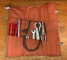 Original Porsche 356 C Factory Tool Kit