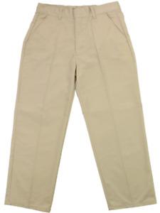 BIG & TALL Spandex Stretch Chinos Khakis Work Pants Waist Size 40 TO 50