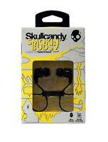 Skullcandy Smokin' Buds 2 Wired In-Ear Headphones with Mic in Black