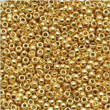 8/0  Galvanized  Starlight TOHO Round Glass Seed Beads 10 grams  #557
