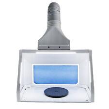 OPHIR Super Power Airbrush Spray Booth Kit w Filter LED Lights for Hobby Cake