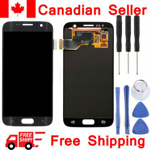 LCD Replacement for Samsung Galaxy S7 SM-G930W8 SM-G930A SM-G930 display screen