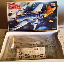 REPUBLIC P-47N THUNDERBOLT - KIT ACADEMY  art. 2155 -scala 1/48