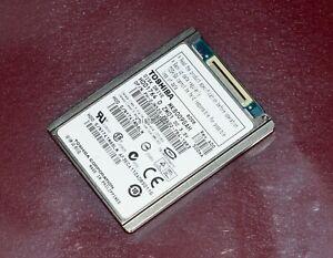 "1.8"" TOSHIBA MK8009GAH 80GB HARD DRIVE PATA ZIF FOR DELL Latitude XT D420 D430"
