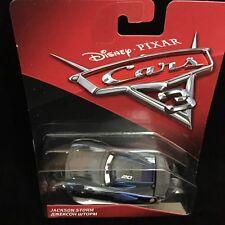 Disney Pixar Cars 3 1:55 Jackson Storm Diecast Brand New