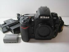 """Nikon D700 [12MP, Live View, 3""""] schwarz STARK GEBRAUCHT 2246204"""