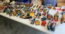 HUGE 2000?s 2010s Hasbro Transformers Figure Vehicle LOT (79) Optimus Prime B