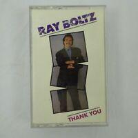 Ray Boltz Cassette Thank You