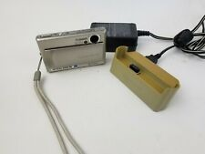 Sony Cybershot DSC-T1 5MP Digital Camera with Charger cradle - Free Shipping