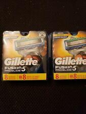 Gillette Fusion 5 Proglide Razor Blades 16 Cartridges