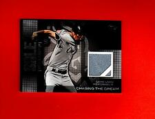2013 Topps Chasing The Dream Relics #CDR-CS Chris Sale Chicago White Sox Card