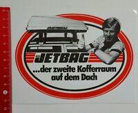 Aufkleber/Sticker: JETBAG (190416131)