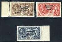 IRELAND SCOTT# 93-95 SG# 99-101 MINT NEVER HINGED AS SHOWN
