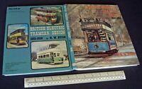 1976 British Electric Tramcar Designs 1885-1950 R.W.Rush Oxford Pubs Co.