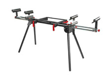 NEW Craftsman Adjustable Universal Miter Saw Stand Wood Metal Bench Portable