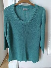 Marks & Spencer Per Una  3/4 Sleeve Jumper Size L - New Without Labels